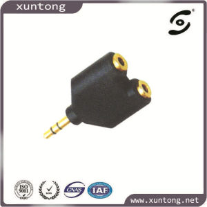 Waterproof RCA Female to Female Connector pictures & photos