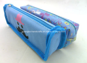 Wholesale Custom Canvas Printed Pencil Case pictures & photos
