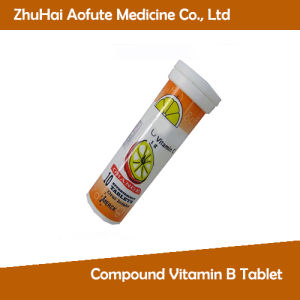 Vitamin C Effervescent Tablets with GMP Certification pictures & photos