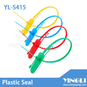 Tear-off Plastic Seals with Double Locking Setting (YL-S415) pictures & photos