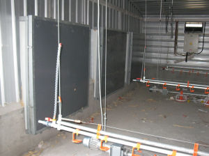 Steel Structure Prefabricated Chicken House for Sale pictures & photos
