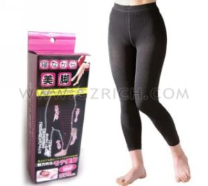 Sleeping Nighttime Body Leg Shaper Beauty Shaping Pants pictures & photos
