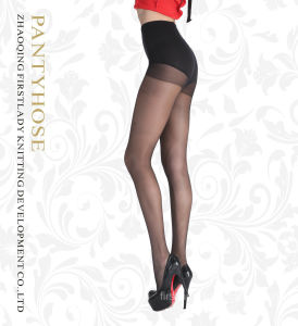 2016 Hot Selling Sexy Black Color Pantyhose