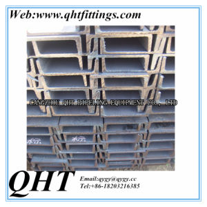 JIS Ss400 Hot Rolled U Channel Steel General Sizes pictures & photos