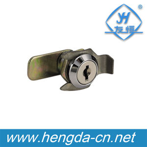 Yh9722 Good Price Industrial Cam Lock with Key pictures & photos