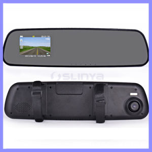 Promotion Night Vision 100 Degree 720p 2.4 Inch Car Rearview Camera pictures & photos