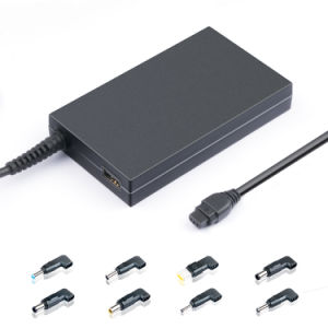 for HP Lenovo 100W Universal Laptop Adapter with Ce GS RoHS pictures & photos