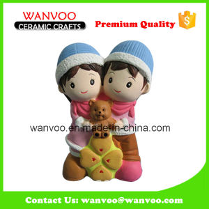 Wholesale Ceramic Figurines Wedding Ornaments for Wedding Decoration pictures & photos