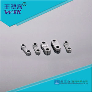 Black plastic Strain Relief Clamp for Electricity Wire Keeper Settled Wsk-Sr01 pictures & photos