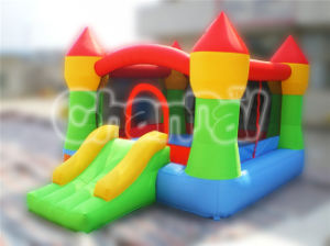 Best-Selling Residential Inflatable Bouncer/Home Use Inflatable Bouncy Castle (Qb061) pictures & photos