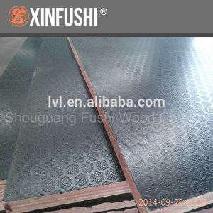 Top Grade China Anti Slip Film Faced Plywood for Concrete Work pictures & photos