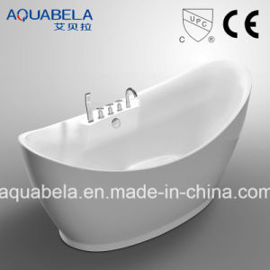 CE/Cupc Approved Acrylic Freestanding Hot Tub Bathtub (JL626) pictures & photos