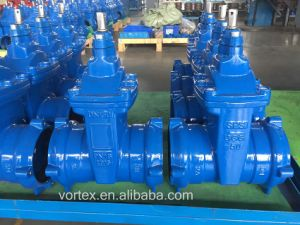 Restrained Double Socket End Gate Valve pictures & photos