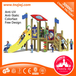 Toddler Playground Wooden Playground Outdoor Playset for Sale pictures & photos