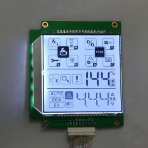 Better Color Charactor LCD Module with Drive pictures & photos