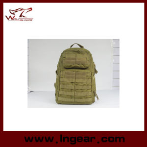 Outdoor Sport Military Waterproof School Backpack Fashion Bag 023# pictures & photos