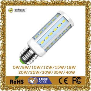 AC85-265V 5-40W E27 B22 LED Corn Light Bulb pictures & photos