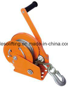 Cable Hand Winch with Autobrake From China pictures & photos