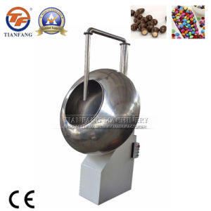 Chocolate Coating Machine for Nuts pictures & photos