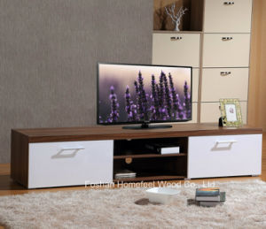 High Gloss TV Stand with Drawer (TV21) pictures & photos