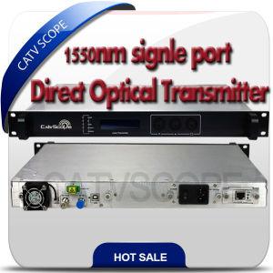 CATV 1550nm Directly Modulated Jdsu Modulator Transmitter pictures & photos