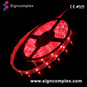 24V/12V RGBW LED Strip Light IP20, 24V 5050 LED Strip Lighting Hybrid pictures & photos