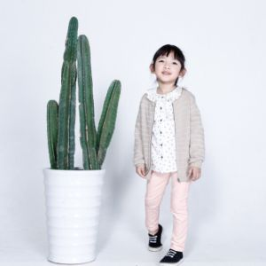 Phoebee Knitted Wool Sweater Kids Clothes Online pictures & photos