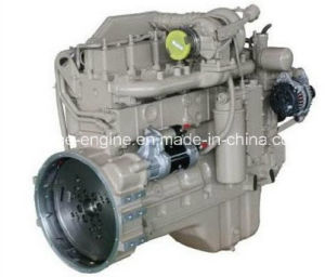 Kta19-M Cummins Marine Engine with Gearbox pictures & photos