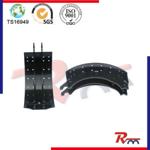 Brake Shoe with Pads for Heavy Truck and Trailer pictures & photos