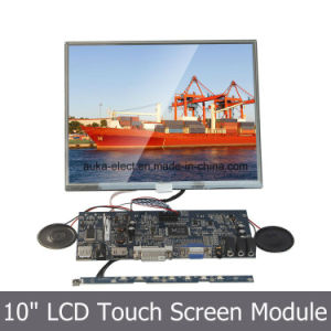 "Factory 10"" Industrial TFT Display with Touch SKD Module pictures & photos"