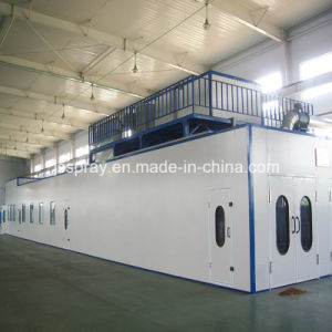 Industrial Spraying Painting Chamber with Ce Approved pictures & photos