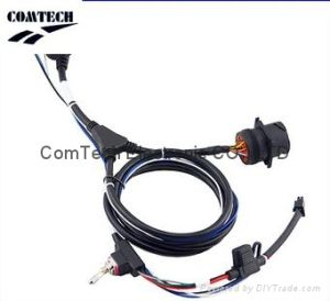 Y Splitter J1939 9 Pin Deutsch Connector J1939 Diagnostic Cable for Truck pictures & photos