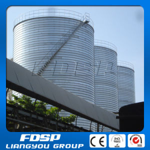 Best Quality Galvanized Steel Wood Sawdust Silo pictures & photos