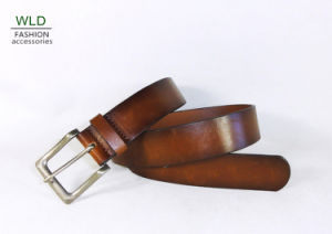 High Quality Man Jeans PU Belt (KY5026) pictures & photos