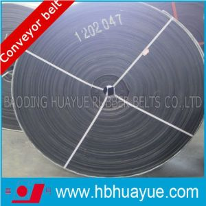 Quality Assured Cotton Rubber Conveyor Belt Cc Strength 160-800n/mm Width 400-2200mm pictures & photos