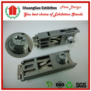 W001 Zinc Alloy Two Hooks Tension Lock for Octanorm System Exhibition Stands pictures & photos