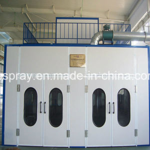 Industrial Spraying Painting Chamber with Ce Approved