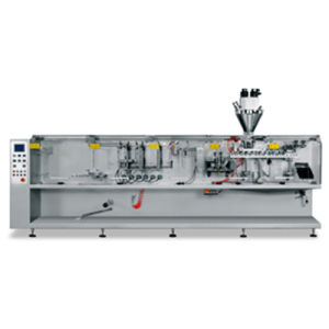 HFFS Double Sachet Packaging Machine (DXDH-180D) pictures & photos