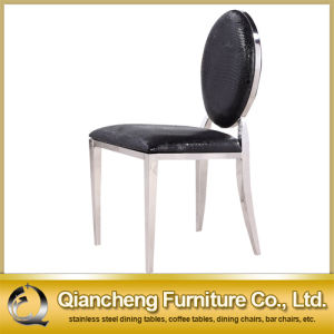 2015 Popular Banquet Good Leather Dining Room Chair pictures & photos