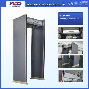 6 Detection Zones Door Frame Metal Detector Widely Used in Bangladesh, Pakistan etc.