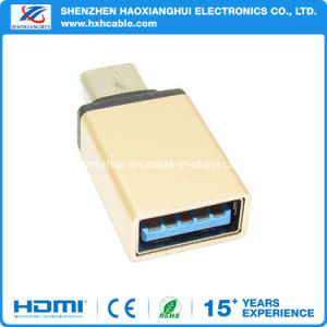 High Quality for Newest USB 3.1 Adapter Type-C Adapter USB Adapter pictures & photos