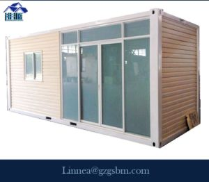 China New Cheap Luxury Prefab Container House