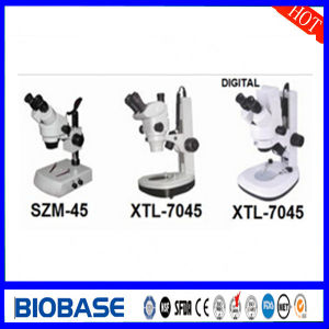Microscope Stereo Zoom Microscope SZM-45 SZM45T XTL-7045 pictures & photos