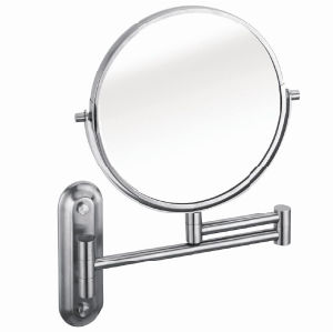 Round Dressing Mirror with SUS304 Stainless Steel Frame (5701)