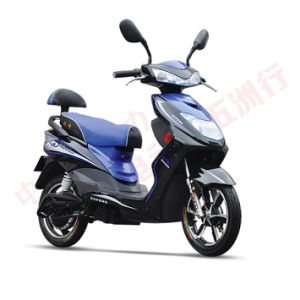 Fashion Longwise E Electric Scooter 48V 500W Electric Motorcycle pictures & photos