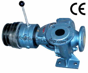Marine Diesel Engine Cooling Sea Water Pump with Clutch China
