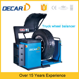 Truck Wheel Balancer Tyre Used Model Wb180 pictures & photos