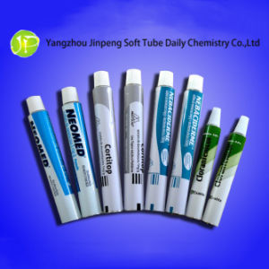 Aluminum Cosmetic Tubes Medicinal Tubes Ointment Tubes pictures & photos