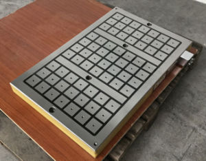 Electro Permanent Magnetic Workholding Table pictures & photos