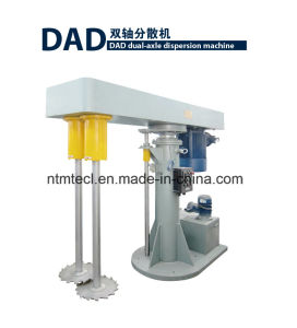 Dual Axle High Speed Dispersion Machine for Paint pictures & photos